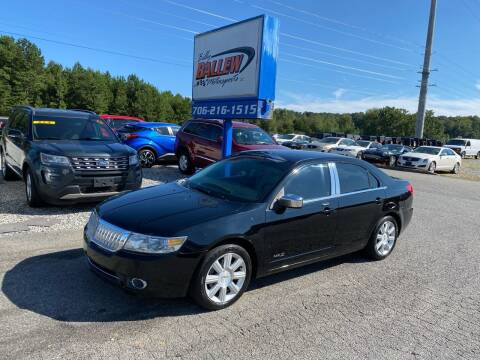 2008 Lincoln MKZ for sale at Billy Ballew Motorsports in Dawsonville GA