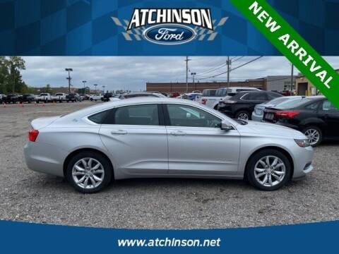 2016 Chevrolet Impala for sale at Atchinson Ford Sales Inc in Belleville MI