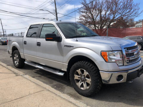 2013 Ford F-150 for sale at Deleon Mich Auto Sales in Yonkers NY