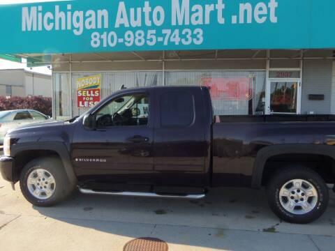 2008 Chevrolet Silverado 1500 for sale at Michigan Auto Mart in Port Huron MI