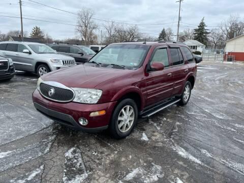2005 Buick Rainier for sale at Dean's Auto Sales in Flint MI