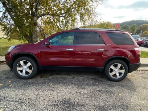2011 GMC Acadia for sale at Elizabeth Garage Inc in Elizabeth IL