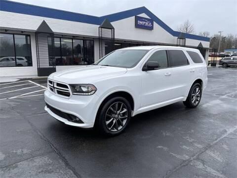 2017 Dodge Durango for sale at Impex Auto Sales in Greensboro NC