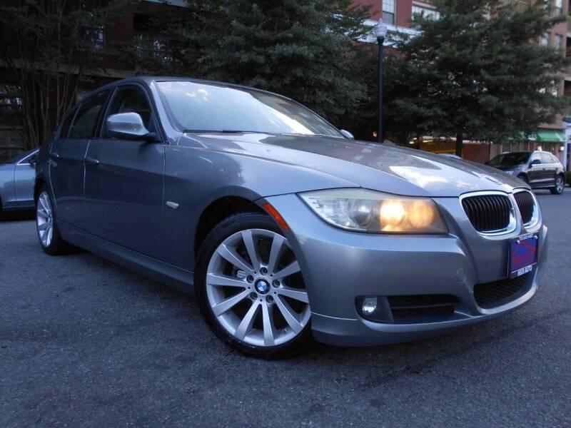 2011 BMW 3 Series for sale at H & R Auto in Arlington VA