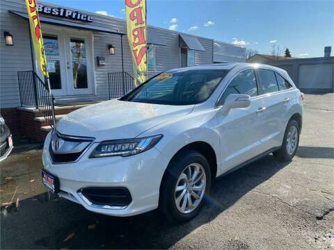 2018 Acura RDX for sale at Best Price Auto Sales in Methuen MA