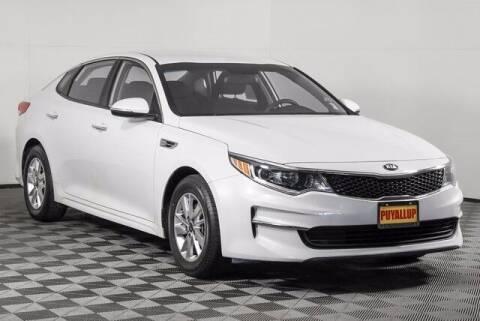 2016 Kia Optima for sale at Washington Auto Credit in Puyallup WA