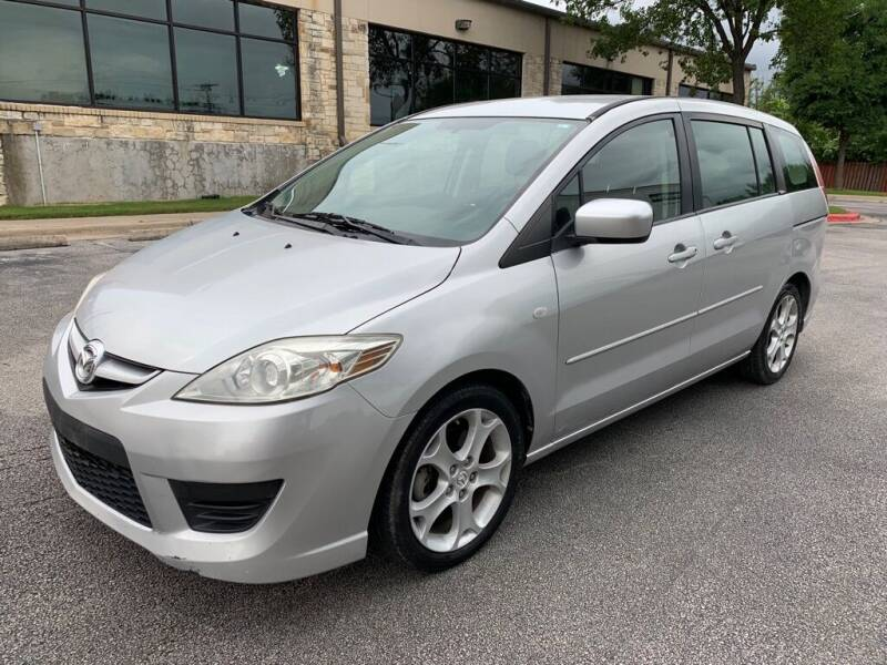 2009 Mazda MAZDA5 for sale at Bells Auto Sales in Austin TX