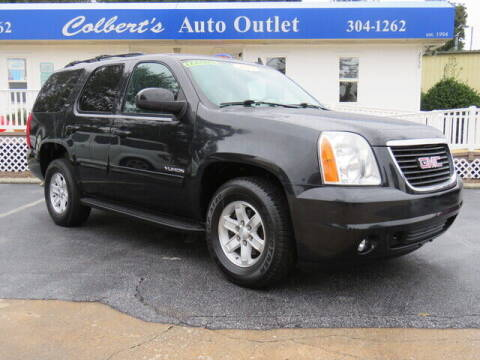 2012 GMC Yukon for sale at Colbert's Auto Outlet in Hickory NC