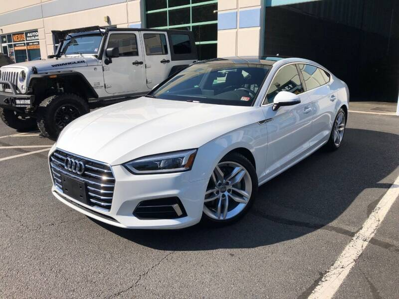 2019 Audi A5 Sportback for sale at Best Auto Group in Chantilly VA