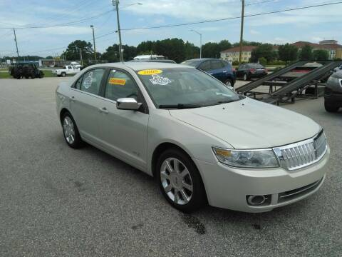 2008 Lincoln MKZ for sale at Kelly & Kelly Supermarket of Cars in Fayetteville NC