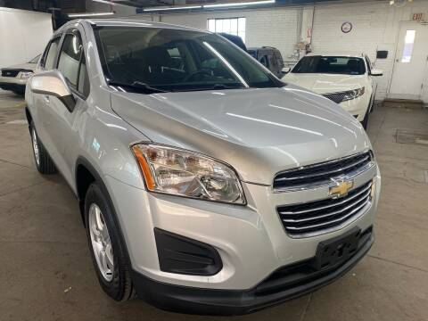 2016 Chevrolet Trax for sale at John Warne Motors in Canonsburg PA