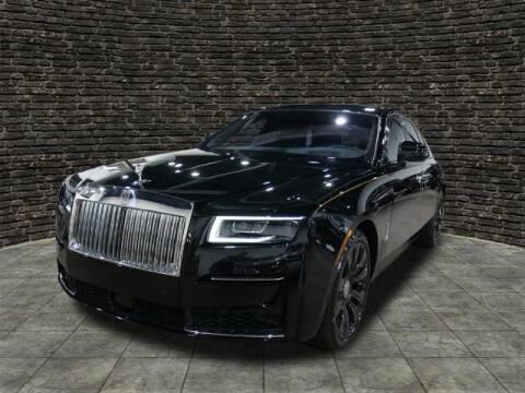 2021 Rolls-Royce Ghost for sale at Montclair Motor Car in Montclair NJ
