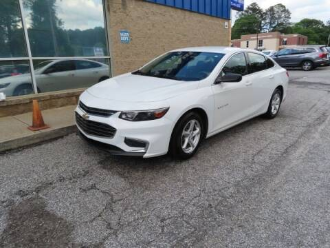 2017 Chevrolet Malibu for sale at Southern Auto Solutions - 1st Choice Autos in Marietta GA