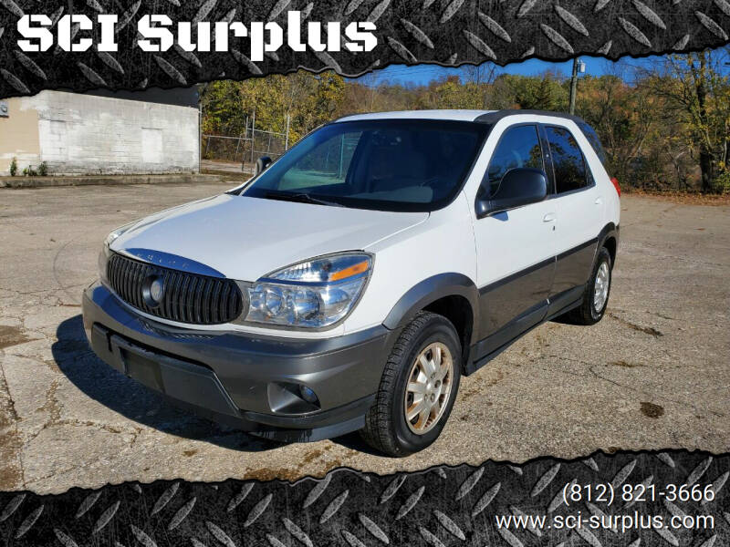 2004 Buick Rendezvous for sale at SCI Surplus in Bloomington IN