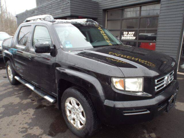 2008 Honda Ridgeline for sale at Carena Motors in Twinsburg OH