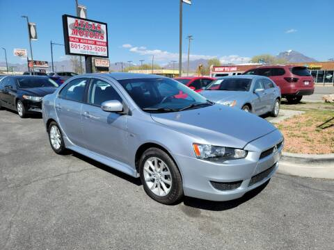 2015 Mitsubishi Lancer for sale at ATLAS MOTORS INC in Salt Lake City UT