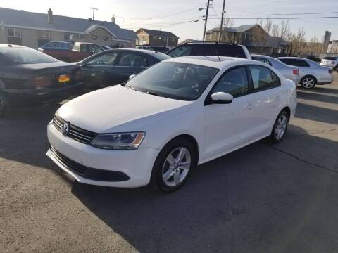 2012 Volkswagen Jetta for sale at Cool Cars LLC in Spokane WA