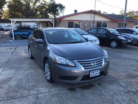 2015 Nissan Sentra for sale at Port City Auto Sales in Baton Rouge LA