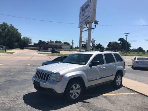 2009 Jeep Grand Cherokee for sale at Patriot Auto Sales in Lawton OK