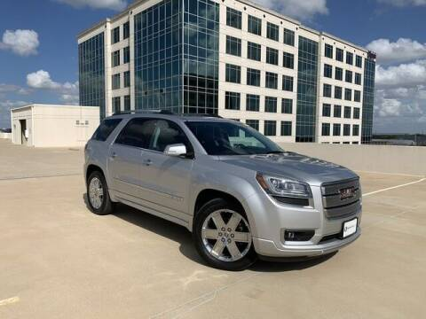2013 GMC Acadia for sale at SIGNATURE Sales & Consignment in Austin TX