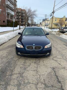 2008 BMW 5 Series for sale at Pak1 Trading LLC in South Hackensack NJ