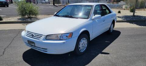 1999 Toyota Camry for sale at The Auto Barn in Sacramento CA