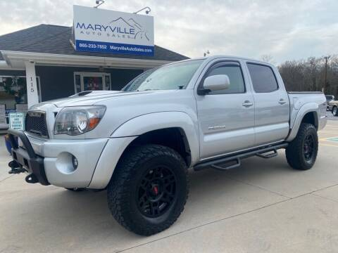2010 Toyota Tacoma for sale at Maryville Auto Sales in Maryville TN
