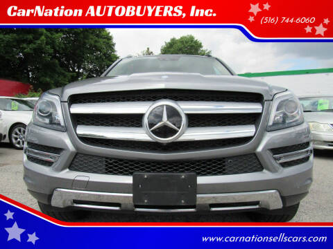 2015 Mercedes-Benz GL-Class for sale at CarNation AUTOBUYERS, Inc. in Rockville Centre NY