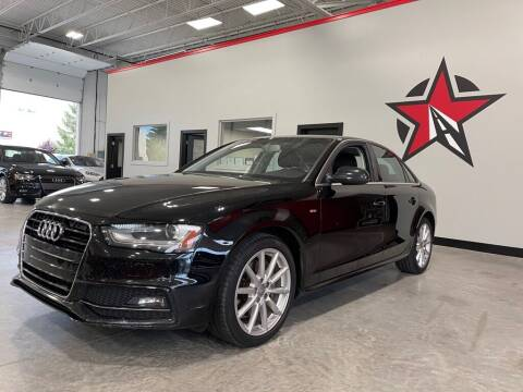 2014 Audi A4 for sale at CarNova - Shelby Township in Shelby Township MI