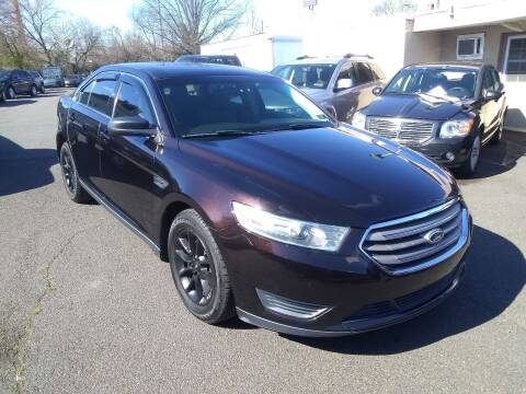 2013 Ford Taurus for sale at Wilson Investments LLC in Ewing NJ