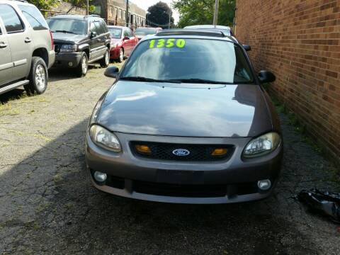 2003 Ford Escort for sale at 216 Automotive Group in Cleveland OH