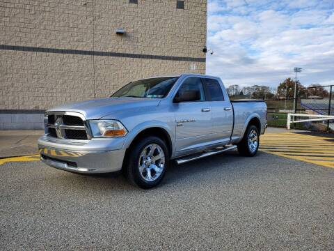 2011 RAM Ram Pickup 1500 for sale at FAYAD AUTOMOTIVE GROUP in Pittsburgh PA