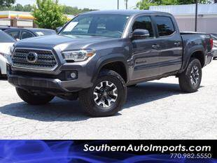 2017 Toyota Tacoma for sale at Used Imports Auto - Southern Auto Imports in Stone Mountain GA