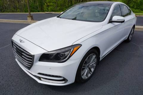 2018 Genesis G80 for sale at Modern Motors - Thomasville INC in Thomasville NC