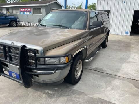 2000 Dodge Ram Pickup 1500 for sale at H3 MOTORS in Dickinson TX