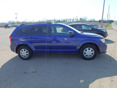 2012 Dodge Journey for sale at BLACKWELL MOTORS INC in Farmington MO