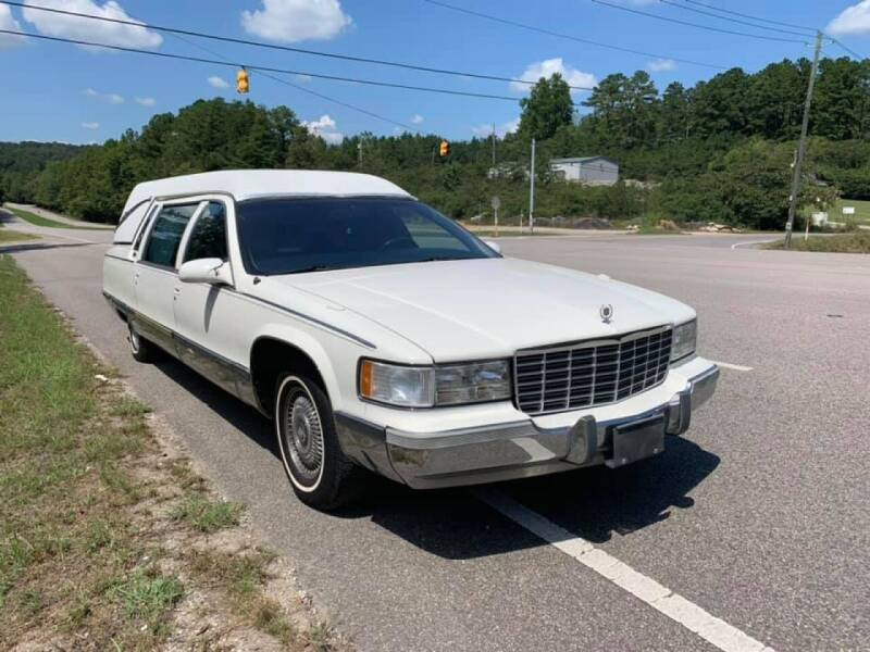 1996 Cadillac Catera for sale at Anaheim Auto Auction in Irondale AL