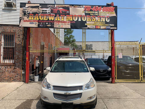 2011 Chevrolet Traverse for sale at Raceway Motors Inc in Brooklyn NY