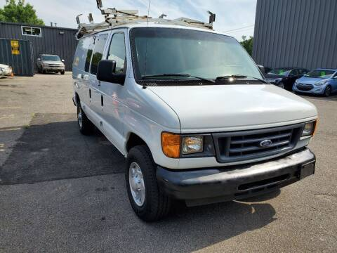 2007 Ford E-Series Cargo for sale at MX Motors LLC in Ashland MA