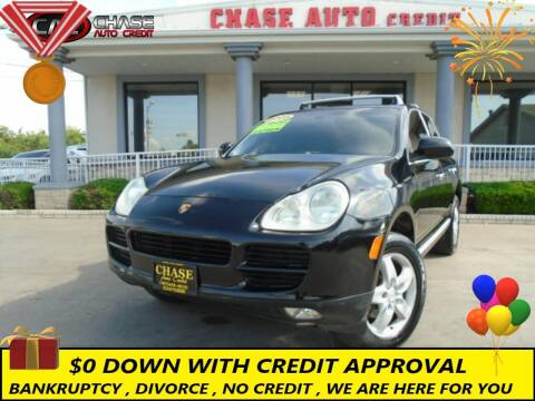 2005 Porsche Cayenne for sale at Chase Auto Credit in Oklahoma City OK