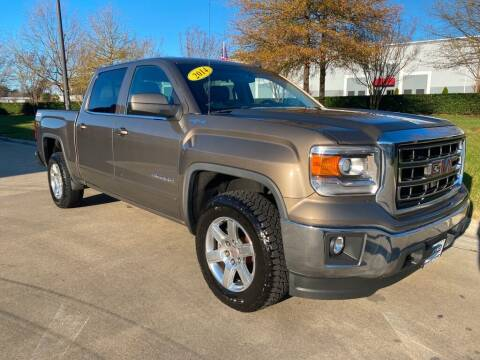 2014 GMC Sierra 1500 for sale at UNITED AUTO WHOLESALERS LLC in Portsmouth VA