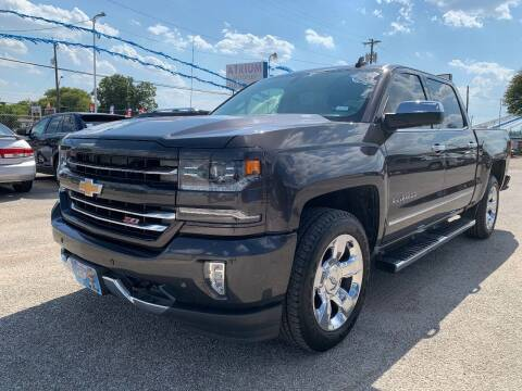 2016 Chevrolet Silverado 1500 for sale at Atrium Autoplex in San Antonio TX