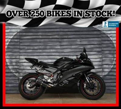 2006 Yamaha YZF-R6 for sale at Motomaxcycles.com in Mesa AZ