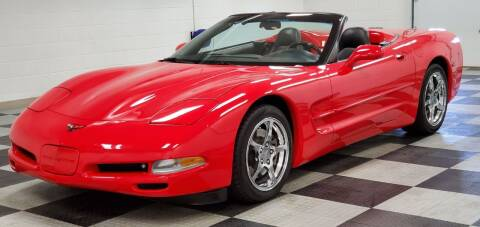 1998 Chevrolet Corvette for sale at 920 Automotive in Watertown WI