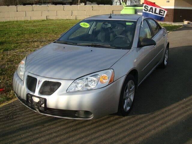2008 Pontiac G6 for sale at MOTORAMA INC in Detroit MI