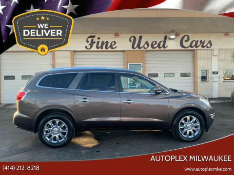 2011 Buick Enclave for sale at Autoplex 2 in Milwaukee WI