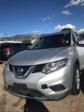 2015 Nissan Rogue for sale at Top Gun Auto Sales, LLC in Albuquerque NM