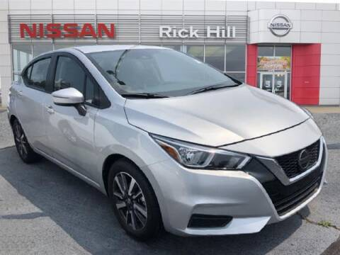 2021 Nissan Versa for sale at Rick Hill Auto Credit in Dyersburg TN