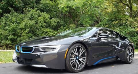 2016 BMW i8 for sale at The Motor Collection in Columbus OH