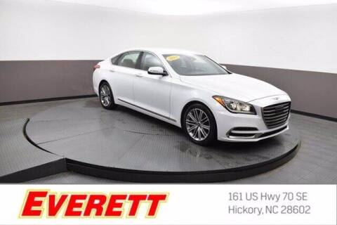 2018 Genesis G80 for sale at Everett Chevrolet Buick GMC in Hickory NC